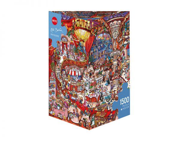 Puzzle 1500 Pcs Berman Patisserie