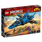 LEGO NINJAGO O Storm Figther de Jay 70668