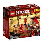LEGO NINJAGO Treinamento No Mosteiro 70680