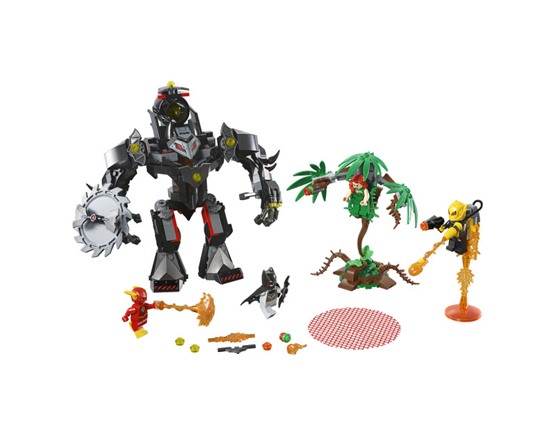 LEGO Super Heroes DC Batman Mech vs Poison Ivy MEU 76117