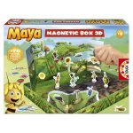 Magnetic Box Maya 3D