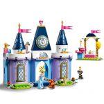 LEGO-DISNEY-A-Celebração-no-Castelo-da-Cinderela-43178-2