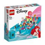 LEGO-DISNEY-Aventuras-do-Livro-de-Contos-da-Ariel 43176-1