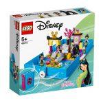 LEGO-DISNEY-Aventuras-do-Livro-de-Contos-da-Mulan-43174-1