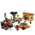 LEGO-MINECRAFT-O-Ataque-de-Illager-21160-2