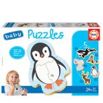 121058-Baby-Puzzle-Animais-Polares-EDUCA-18588-cx