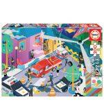 Puzzle-200-Pcs-Serviços-de-Assistência-EDUCA-18609