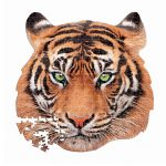 Puzzle-375-Pcs-Tigre-Animal-Face-Shaped-EDUCA-18475-b