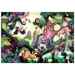 Puzzle-200-pcs-Mysterious-Casa-Encantada-EDUCA-18612-b