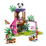 LEGO-FRIENDS-A-Casa-do-Panda-na-Árvore-da-Selva-41422-2