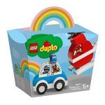 LEGO-DUPLO-Helicóptero-dos-Bombeiros-e-Carro-da-Polícia-10957-a