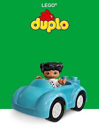 Carrega para acederes ao tema LEGO Duplo