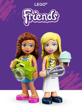 Carrega para acederes ao tema LEGO Friends
