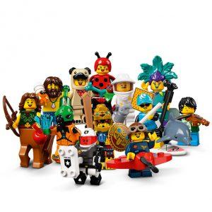 Minifiguras LEGO Série 21