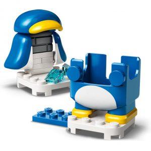 Pack Power Up da LEGO Super Mario em forma de pinguim