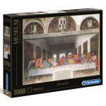 Puzzle-1000-Pcs-Última-Ceia-Leonardo-daVinci-Clementoni-31447-a