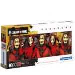 Puzzle-1000-Pcs-Panorama-La-Casa-de-Papel-Clementoni-39545-a