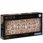 Puzzle-1000-Pcs-Panorama-Michelangelo-Cappella-Sistina-Clementoni-39498-a