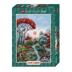 121486-Puzzle-2000-Pcs-Wildlife-Paradise-HEYE-29958-a