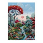 121486-Puzzle-2000-Pcs-Wildlife-Paradise-HEYE-29958-b