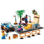 LEGO-CITY-Parque-de-Skate-60290