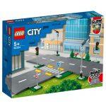 LEGO-CITY-Placas-de-Estrada-60304-cx
