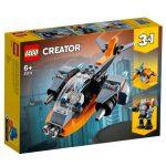 LEGO-CREATOR-Ciberdrone-31111-a