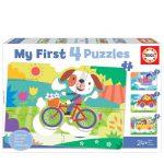 121532-Puzzle-Veículos-My-First-Puzzle-Educa-18898-cx