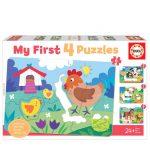 121533-Puzzle-Mães-e-Bebés-My-First-Puzzle-Educa-18899-cx