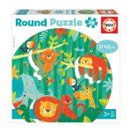 121536-Puzzle-28-Pcs-A-Selva-Round-Educa-18906-cx