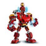 120833-LEGO-MARVEL-AVENGERS-Robô-Homem-de-Ferro-76140-