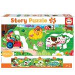 121576-Puzzle-26-Pcs-Story-A-Quinta-Educa-18900-cx