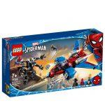 L76150-LEGO-MARVEL-SPIDER-MAN-Spiderjet-vs-Robô-Venom-76150-box