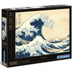 Puzzle-1000-Pcs-La-Grande-Onda-di-Hokusa-Clementoni-39378-cx