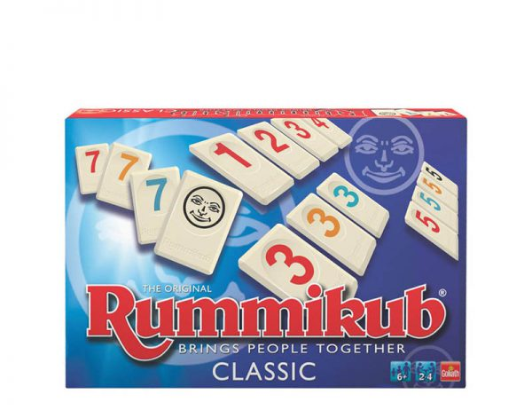 Jogo de tabuleiro Rummikub Clássico
