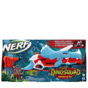 Nerf DinoSquad Tricera-Blast da Hasbro