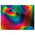 121775-Puzzle-500-Pcs-Colorboom,-Waves-Clementoni-C35093-