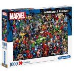 121777-Puzzle-1000-Pcs-Impossible,-Marvel-Clementoni-C39411-