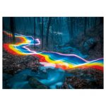 121827-Puzzle-1000-Pcs-Magic-Forests-Rainbow-HEYE-HY29943-