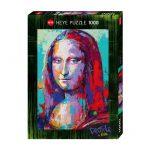 121840-Puzzle-1000-Pcs-People-Mona-Lisa-HEYE-HY29948