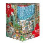121843-Puzzle-1000-Pcs-Paul-Artist-Mind-HEYE-HY29932