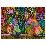121851-Puzzle-1000-Pcs-Jolly-Pets-Donkey-Love-HEYE-HY29937-