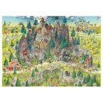 121854-Puzzle-1000-Pcs-Degano-Zoo-Transylvanian-Habitat-HEYE-HY29963-