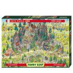 121854-Puzzle-1000-Pcs-Degano-Zoo-Transylvanian-Habitat-HEYE-HY29963