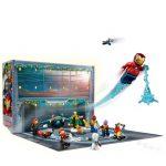 121925-LEGO-MARVEL-Calendário-do-Advento-dos-Vingadores-76196-Lego-L76196-
