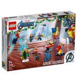 121925-LEGO-MARVEL-Calendário-do-Advento-dos-Vingadores-76196-Lego-L76196.