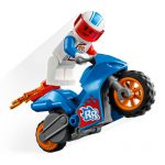 L60298-LEGO CITY Motocicleta de Acrobacias Foguete 60298-Lego-