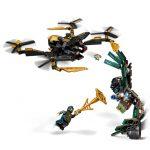 L76195-LEGO MARVEL SPIDER-MAN Duelo de Drones 76195-Lego-