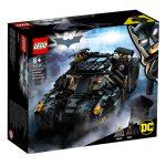 L76239-LEGO DC BATMAN Confronto com Scarecrow 76239-Lego
